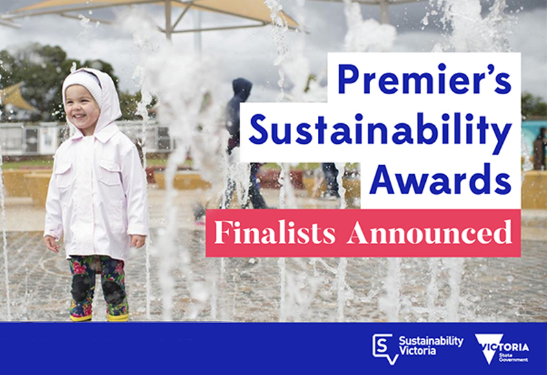 Soap Aid a Sustainability Finalist!